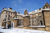 Palace Prague Castle — Stock Photo