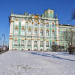 Stock Photo: The Hermitage at winter