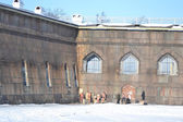 Bastion of Peter and Paul Fortress — Stock Photo