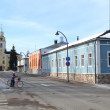 Street in Hamina — Stock Photo
