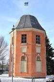 Hamina bayrağı kulesi — Stok fotoğraf