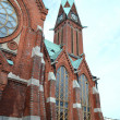 Kotka Cathedral. — Foto Stock