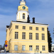 Town Hall in Hamina - Stock Photo