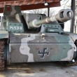 German self-propelled gun StuG III — Foto Stock