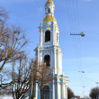 Nicholas Naval Cathedral — Stock Photo