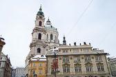 プラハ中心部の大聖堂 — ストック写真
