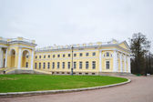 Alexander Palace in Tsarskoye Selo — Stock Photo