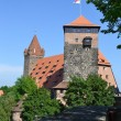 Castle of Nuremberg Bavaria Germany — Stockfoto