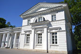 Stable house on Yelagin Island in St.Petersburg — Stock Photo