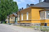 Stará budova v lappeenranta, finsko — Stock fotografie