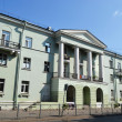 Постер, плакат: Residential building in the Stalin style