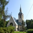 Lutheran Church in the Zelenogorsk — Stock Photo
