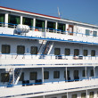 Fragment of river cruise ship — Stock Photo #29784739