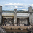 Imatra hydroelectric power station. — Stock Photo