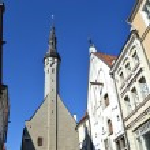 Tallinn Town Hall — Stock Photo #31416741