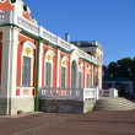 Kadriorg palace — Stock Photo