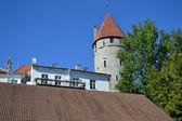 Old Town of Tallinn — Stock Photo