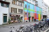 Street in Lucerne, Switzerland. — Stockfoto