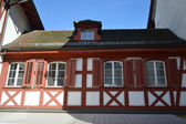 The old house in Lucerne — 图库照片