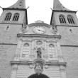 Hofkirche cathedral in Luzerne. — Stock Photo