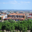 Stock Photo: Residential suburb of Figueres