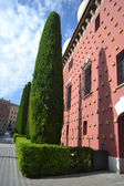 Salvador Dali museum — Stock Photo