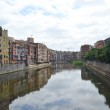 Houses over Onyar River in Girona. — Stock Photo #36991165
