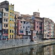 Houses over Onyar River in Girona. — Stock Photo #36991177