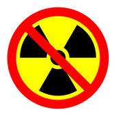 Interdiction de rayonnement — Vecteur