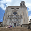 View of cathedral in Girona. — Stock Photo #37279859
