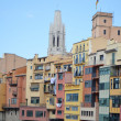 Houses over Onyar River in Girona. — Stock Photo #37279949