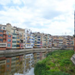 Houses over Onyar River in Girona. — Stock Photo #37438839