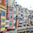 Houses over Onyar River in Girona. — Stock Photo #37438875
