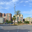 Stock Photo: Residential suburb of Barcelona