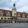 Stock Photo: Old Townhall in Leipzig.