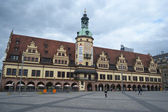 Old Townhall in Leipzig. — Stock Photo