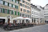 Street in Lucerne, Switzerland. — Stock Photo