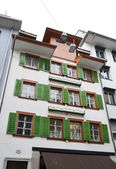 Old building in Lucerne, Switzerland. — Stock Photo
