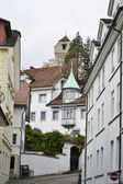 Street in Lucerne, Switzerland. — Stock Photo