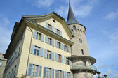 Old building in Lucerne. — Stock Photo