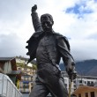 Постер, плакат: Statue of Freddie Mercury