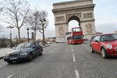 Arc de Triomphe, Paris. — Stock Photo