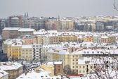 View of Prague city — Stock Photo