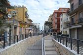 Street in Rimini. — Stock Photo