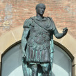 Stock Photo: Statue of Gaius Julius Caesar