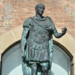 Statue of Gaius Julius Caesar — Stock Photo