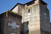 Sigismondo Castle (Castello Sidzhizmondo). — Stock Photo