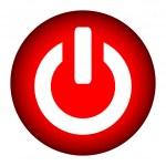 Power button — Stock Vector #42624587