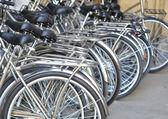 Vélos de ville — Photo
