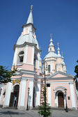 St. Andrew's cathedral in St. Petersburg — Stock Photo